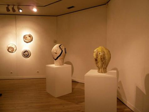 Exposición de obras de Maite Salutregi